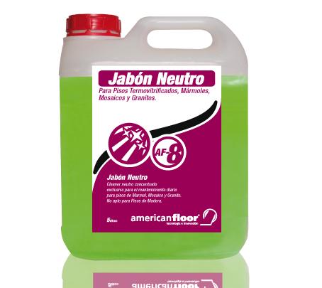 Tecnologia e innovacion for Jabon neutro para limpiar muebles